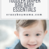Must-Have Toddler Diaper Bag Essentials