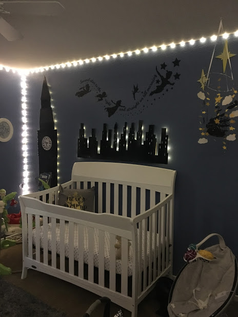 Hendrix S Magical Peter Pan Nursery